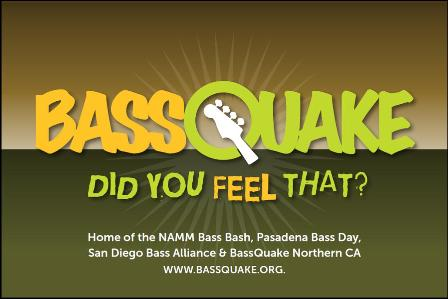 Bass Quake- Bass Bash